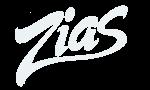 Zias Logo Flashwhite